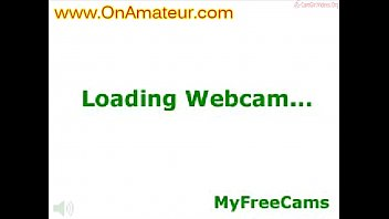 Hot Dildo Sucking On Webcam