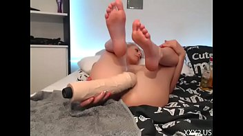 Extreme Monster Dildo From My Mommy — My FREE Live ChatRoom is www.girls4cock.com/siswet19