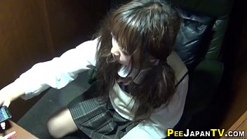 Bedwetting teen pic Asian teen pees the bed