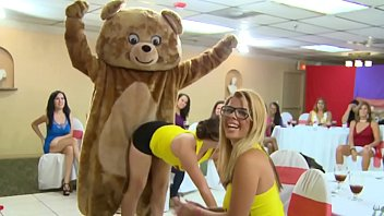 Strip bearings Dancing bear - bachelorette party with big dick male strippers, cfnm style