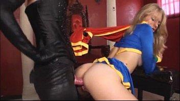 The Violation of Super Girl - Alli Rae, Kendra James porno izle