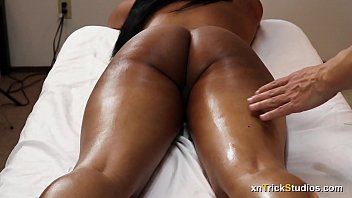 6412 Ebony Teen Massage And Happy Ending Preview preview