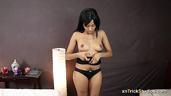 8758 Ebony Teen Massage And Happy Ending Preview preview