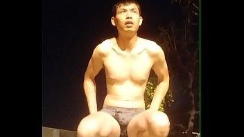 Taiwan boy phimosis slave Pee
