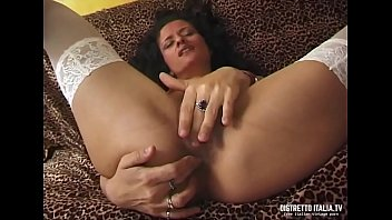 Great italian whore wife who loves getting fucked on her ass