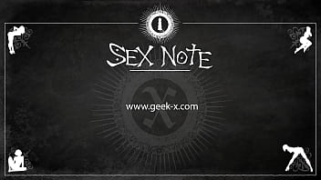 Sex note ep.1 : X parody of Death note [trailer]