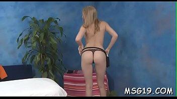 Lady boy fucks guy video Girl with nice a-hole gives massage
