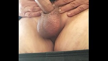 Daddy's Uncut Cock Pleasure