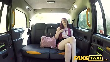 Cum se face un hub Fake taxi hairy redhead pussy gets fucked and cum splattered in taxi