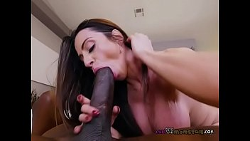 Big tit black hoes Luscious hoe ariella ferrera sits on monster cock