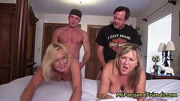 "Ms Paris and Her Taboo Tales ""Family Orgy"""