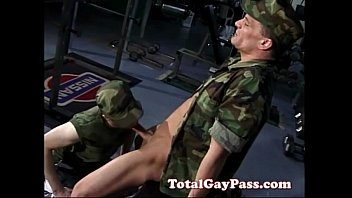 Best gay net Military oral gay sex