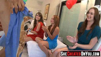 25 Pretty crazy Huge cum swapping clup party 25