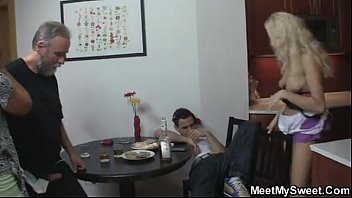 girlfriend cheating boyfriend with his parents teengetnaughtyoncams.eu preview image