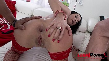 Most intense LP Xmas Orgy Ever - 10 Girls Fucked like never Before!