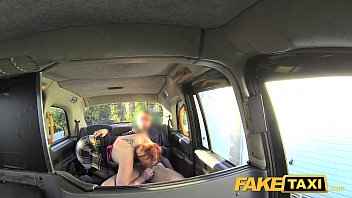 Fake Taxi Lucky cabby gets big natural tits preview image