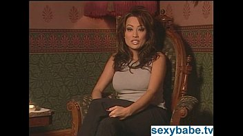 Asian pornstar talks nasty and masturbates