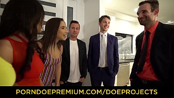 Cinedoe - Hot Orgy Reunion With Abella Danger And Valentina Nappi