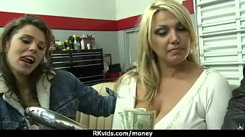 Sensual girl talked into having sex for cash 27
