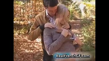 Watch absolutely free porn Frenchgfs in forest