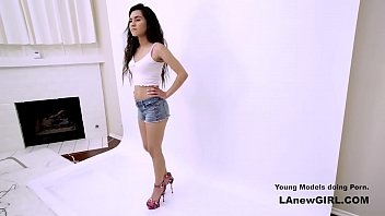 Top quality casting couch porn xxx Teen fucked during photoshoot audition