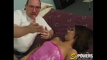 EDPOWERS - Classic babe Violet Love riding cock for facial