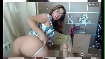 Girl jugando con su panocha