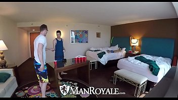 Orbitz gay vacations Manroyale vacation hotel threesome before night out
