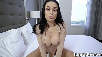 Streaming Video Busty brunette UK stepmom taboo fuck with her stepson - XLXX.video