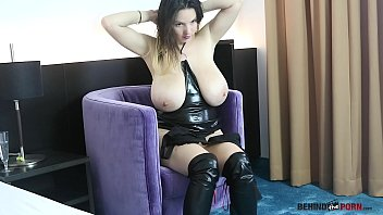 Talia Amanda Huge tits star Behind Scene compilation