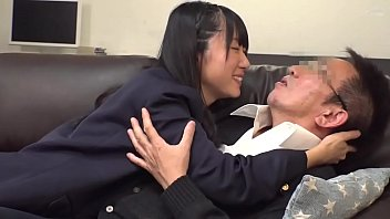 Petite Japanese Pervert Schoolgirl Fucks Older Teacher