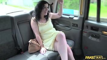Christiana pub swingers - Fake taxi spanish lady returns for taxi fuck