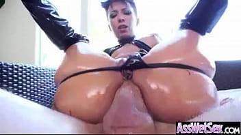 Anal girl butt sex Naughty girl bella bellz with big wet butt love hardcore anal sex movie-06