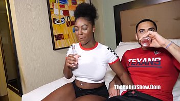 Ambitious Booty Loves Rickos Bbc N Nuts For Breakfest