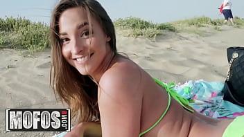 Publick pickups amirah adara beach bum babe mofos thumbnail