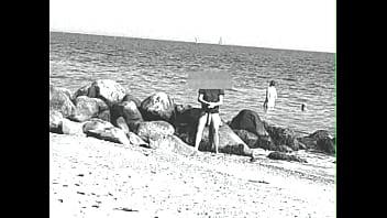 Huge cock nude beach