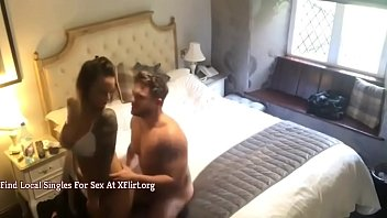 Cougar Milf With Young Stud In Hotel Apartment On Vacation