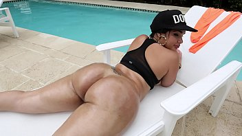 BANGBROS - Big Booty Latina Destiny Gets Some Dick From Muthafuckin' J-Mac