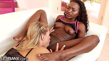 LesbianX Noemie Bilas Squirting Frenzy