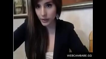 Webcam In The O ffice   Webcambabe Gq abe Gq