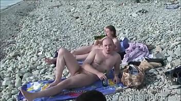 Nude Beach Encounters Compilation