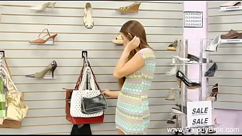 Madelyn knight palace of pleasure - Daughter fucked in shoe store