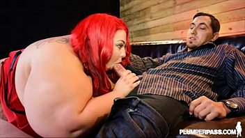 SSBBW Jaymez Ryder Fucks Bachelor at BBW Strip Club