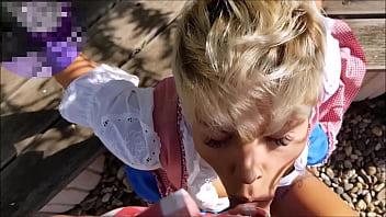 Oktoberfest Wiesn Fick in der Öffentlichkeit pornhub video