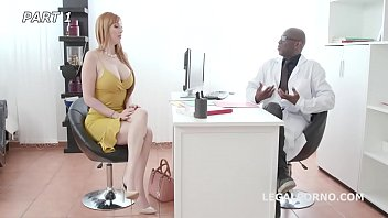 Psycho Doctor #1 Lauren Phillips gets Mike with Big Gapes, Submission and Crempie GIO1144