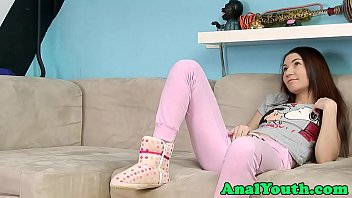 Asian snake insertion video - Innocent teen buttfucked nicely