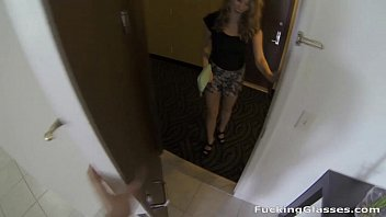 Fucking Glasses - Secret POV Cadence Lux with an escort thumbnail