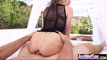 Sexy buttts - Oiled all up and bang a sexy big buttt curvy girl chanel preston video-08