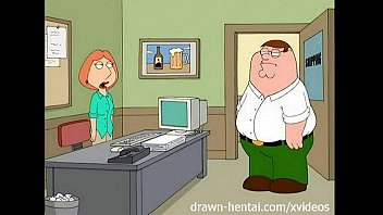 Family Guy Hentai - Sex in office