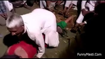 Old Tharki Baba Do Dirty Step With Dancing Girl